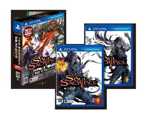 "Image for Soul Sacrifice [""Kyoutou"" Double Pack]"