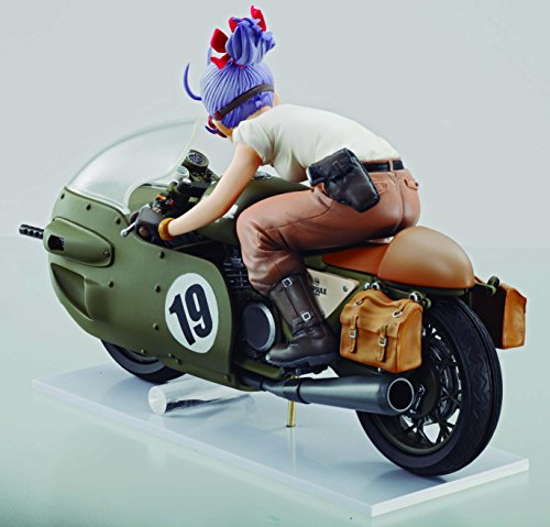 Image 7 for Dragon Ball - Bulma - Desktop Real McCoy 03 (MegaHouse)