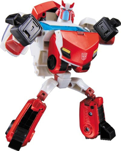 Image 1 for Transformers Animated - Ratchet - TA-40 - Cybertron Mode (Takara Tomy)