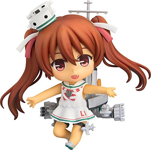 Image 1 for Kantai Collection ~Kan Colle~ - Libeccio - Nendoroid #670 (Good Smile Company)