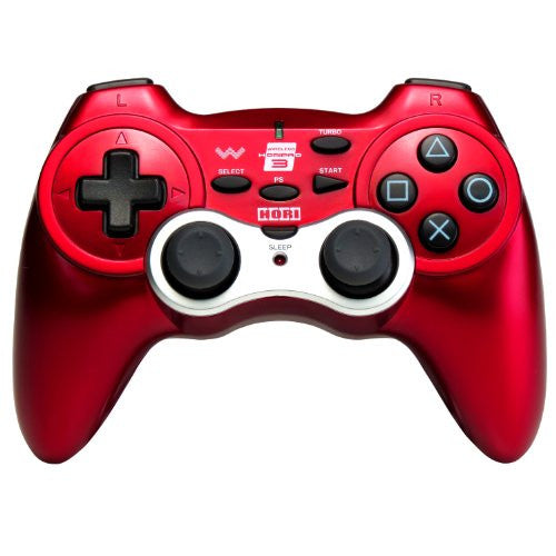 Image 1 for Rechargeable Wireless Hori Pad 3 (Red)