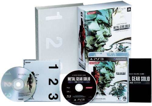 Image 8 for Metal Gear Solid HD Edition [Limited Edition]