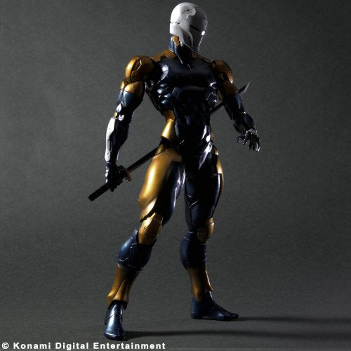 Image 2 for Metal Gear Solid - Cyborg Ninja - Play Arts Kai (Square Enix)