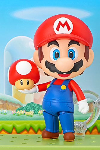 Image 8 for Super Mario Brothers - Mario - Boo - Super Kinoko - Met - Nendoroid #473 (Good Smile Company)
