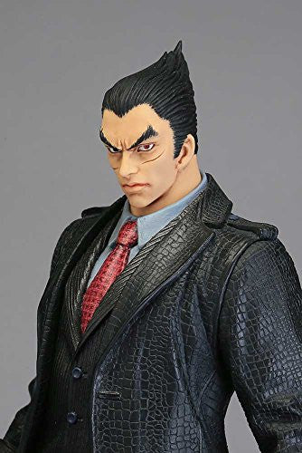 Image 12 for Tekken 7 - Kazuya Mishima - Martial Arts Collection vol.01 - 1/8 (Kaiyodo, Studio-ren)