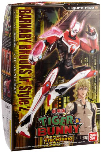 Image 3 for Tiger & Bunny - Gekijouban Tiger & Bunny -The Rising- - Barnaby Brooks Jr. - Figure-rise 6 - Style 2 (Bandai)