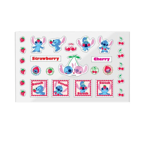 Image 3 for Disney Character Card Case 6 Seal Set for Nintendo 3DS (Stitch)