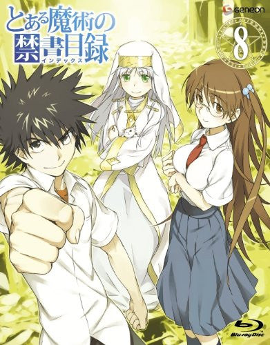 Image 1 for To Aru Majutsu No Index Vol.8 [Limited Edition]