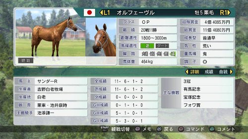 Image 9 for Winning Post 8 [20th Anniversary Premium Box]
