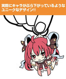 Thumbnail 2 for Date A Live II - Itsuka Kotori - Rubber Keychain - Tsumamare - Keyholder (Cospa)