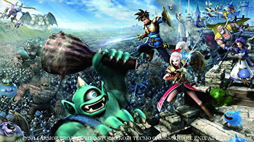 Image 4 for Dragon Quest Heroes: Anryu to Sekaiju no Jou