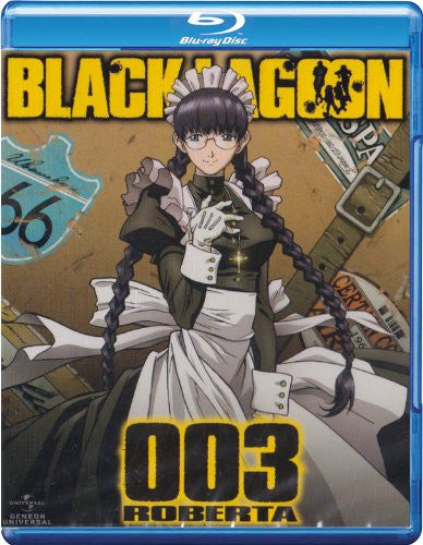 Image 1 for Black Lagoon Blu-ray 003 Roberta