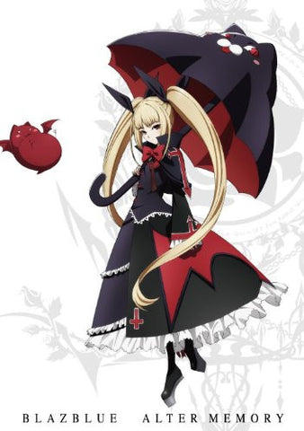 Image for Blazblue Alter Memory Vol.4