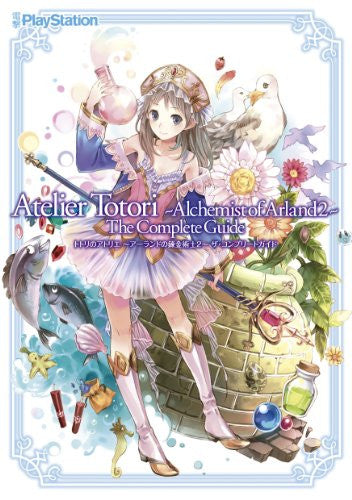 Image 1 for Totori No Atelier: Arland No Renkinjutsushi 2 The Complete Guide