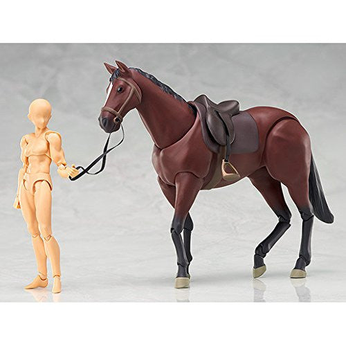 Image 5 for figma Horse (Chestnut)