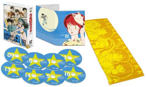 Image 1 for Urusei Yatsura Blu-ray Box Vol.2