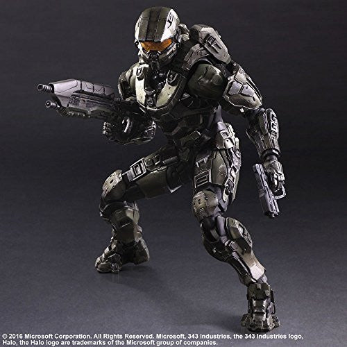 Image 5 for Halo 5: Guardians - Master Chief - Play Arts Kai (Square Enix)