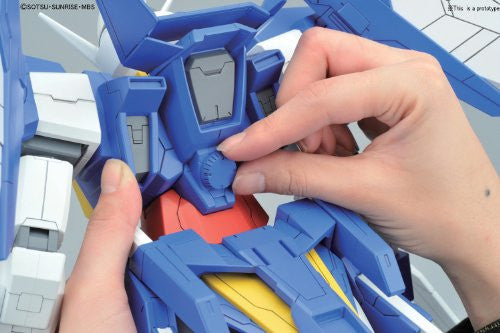 Image 4 for Kidou Senshi Gundam AGE - Gundam AGE-2 Normal - Mega Size Model - 1/48 (Bandai)