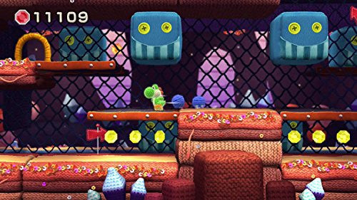 Image 10 for Yoshi's Woolly World [amiibo Set]