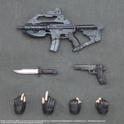 Image 2 for Appleseed Alpha - Deunan Knute - Play Arts Kai (Square Enix)