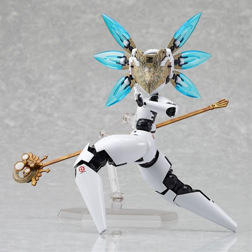 Image 3 for Fireball Charming - Drossel von Flügel - Figma - 125 (Max Factory)