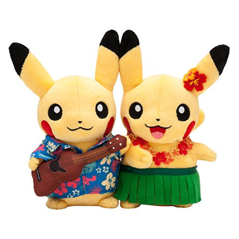 Pocket Monsters - Pikachu - Monthly Pair Pikachu - August