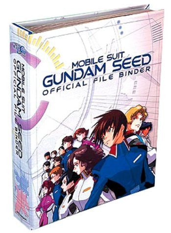 Image 1 for Gundam Seed Official File Dorama Hen #1 First Edition