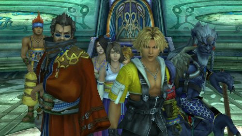 Image 2 for Final Fantasy X/X-2 HD Remaster