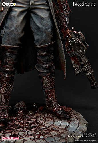 Image 10 for Bloodborne - Hunter - 1/6 - Puddle of Blood Ver. (Gecco, Mamegyorai)