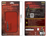 BioHazard: The Mercenaries 3D Semi Hard Pouch (Red) - 2