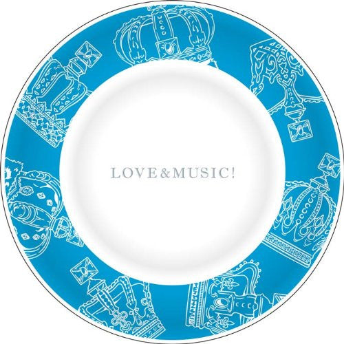 Image 1 for Uta no☆Prince-sama♪ - Maji Love 2000% - Plate (Broccoli)