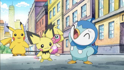 Image 7 for Pocket Monsters Diamond & Pearl Pikachu No Kirakira Daisosaku