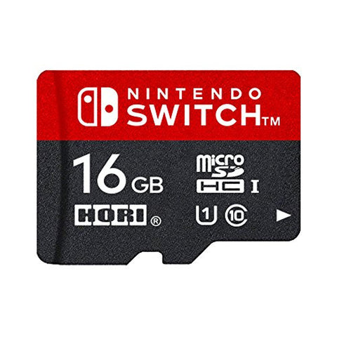 Image for Nintendo Switch - Micro SD Card - 16 GB