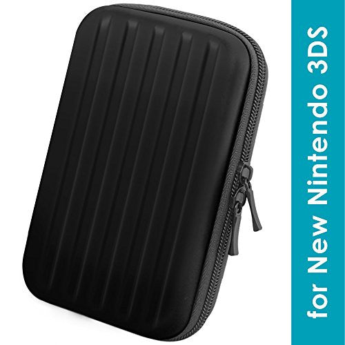 Image 2 for Trunk Case for New 3DS (Black)