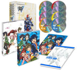 Thumbnail 1 for Little Battlers Experience W Dvd Box 1