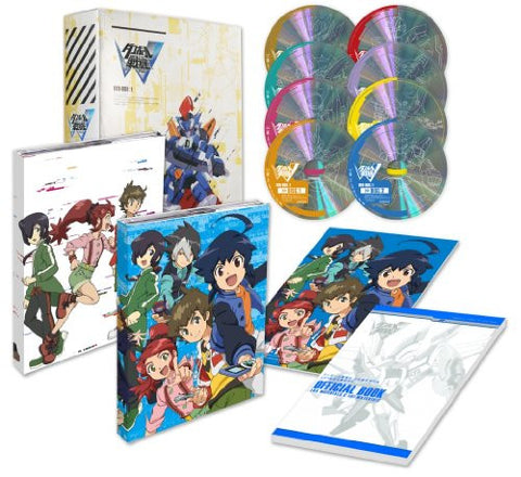Image for Little Battlers Experience W Dvd Box 1