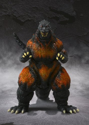 Image 6 for Gojira vs. Destoroyah - Burning Gojira - S.H.MonsterArts - Gojira (1995) (Bandai)
