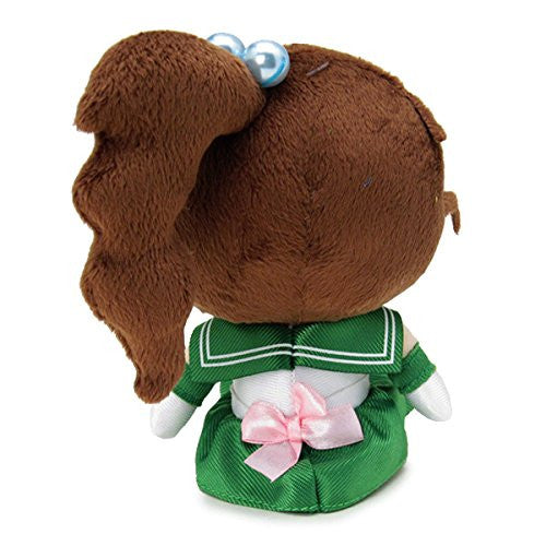 Image 3 for Bishoujo Senshi Sailor Moon - Sailor Jupiter - Mini Cushion - Sailor Moon Mini Plush Cushion (Bandai)
