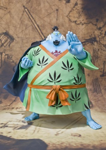 Image 2 for One Piece - Jinbei - Figuarts ZERO - The New World (Bandai)