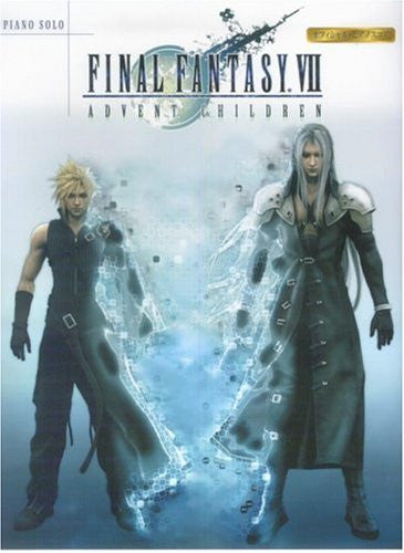 Image 1 for Final Fantasy Vii Advent Children Piano Solo Book