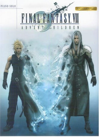 Image for Final Fantasy Vii Advent Children Piano Solo Book