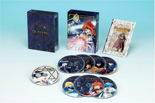 Image 2 for Slayers DVD Box [DVD+CD Limited Edition]