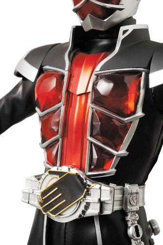 Image 6 for Kamen Rider Wizard - Project BM! #75 - 1/6 - Flame Style (Medicom Toy)