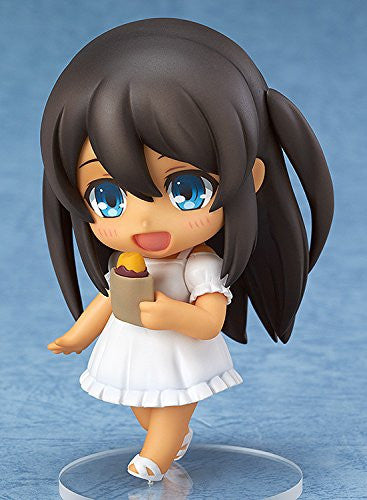 Image 4 for Captain Earth - Mutou Hana - Pitz - Nendoroid #453 (Good Smile Company)
