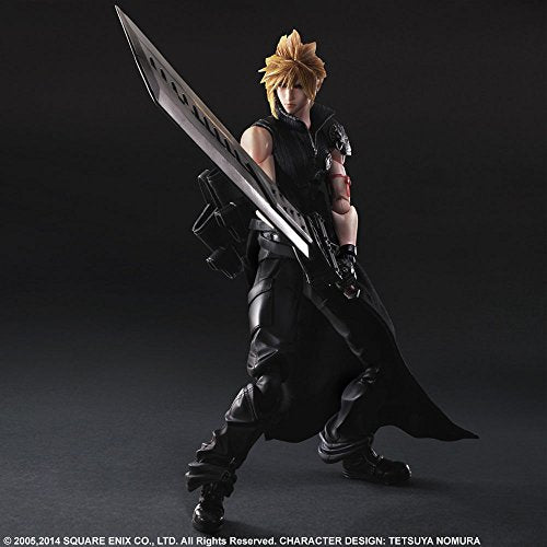 Image 5 for Final Fantasy VII: Advent Children - Cloud Strife - Play Arts Kai (Square Enix)