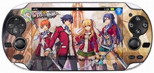 Eiyuu Densetsu: Sen no Kiseki Screen Seal for PS Vita (Design 2)