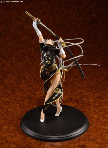 Image 4 for Ikki Tousen - Chouun Shiryuu - 1/7 - China Dragon Dress Black ver. (BEAT)