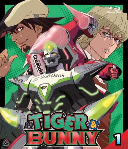 Image 2 for Tiger & Bunny 1