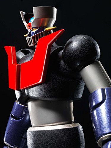 Image 3 for Mazinger Z - Super Robot Chogokin - ~Iron (Kurogane) Finish~ (Bandai)