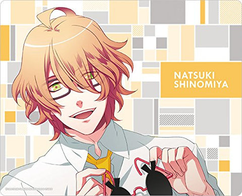 Image for Uta no☆Prince-sama♪ - Shinomiya Natsuki - Mousepad - Glasses Ver. (Broccoli)
